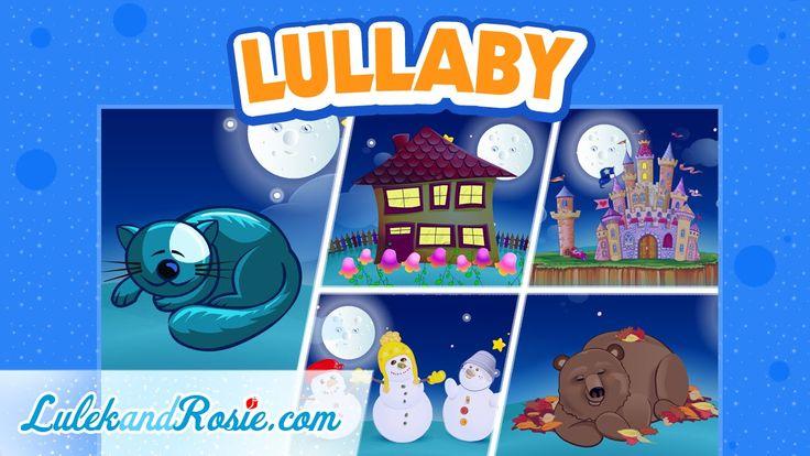 Lullabies Collection of Lullabies Music for babies Bedtime Songs for children LulekandRosie.com
