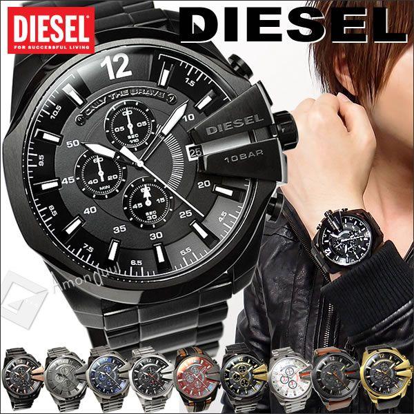 ディーゼル腕時計 メンズ 腕時計 ディーゼル DZ4283 クロノグラフ【楽ギフ_包装】