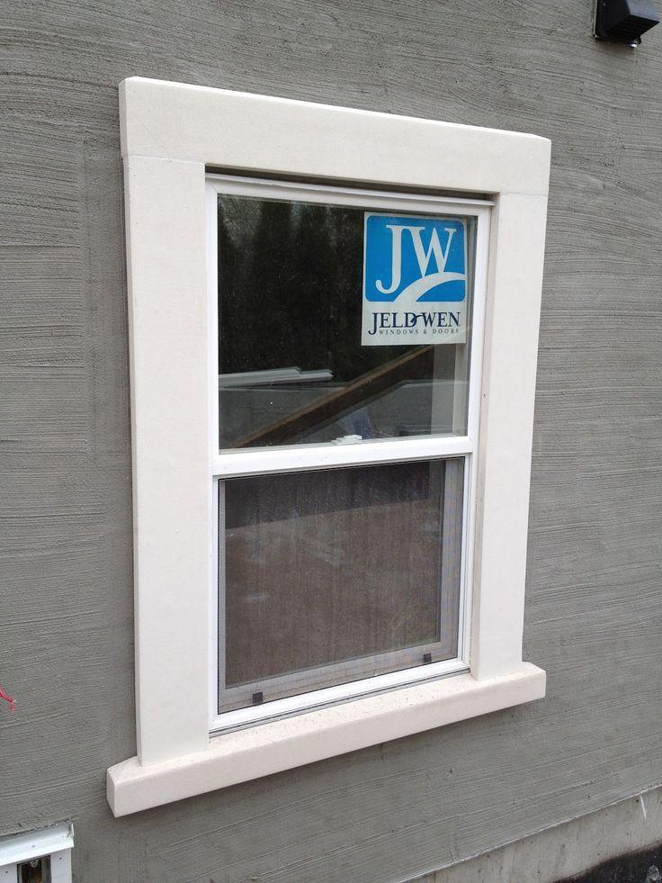 Exterior Stucco Trim exellent exterior window trim stucco foam free shipping to design