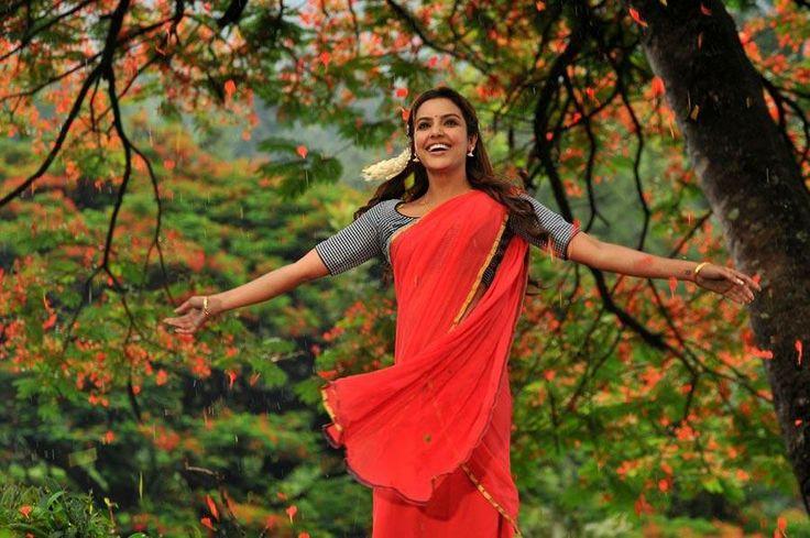 Actress Priya Anand