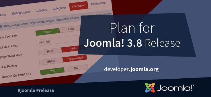 Hi friends, wish you a nice day as always! For Joomla fans, as you have known before, that Joomla 3.8 is going to be released soon. Is there something interesting with this new release? Let's see what features are going to be launched with it!