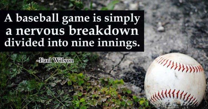 Short Baseball Quotes | Baseball inspirational quotes ...