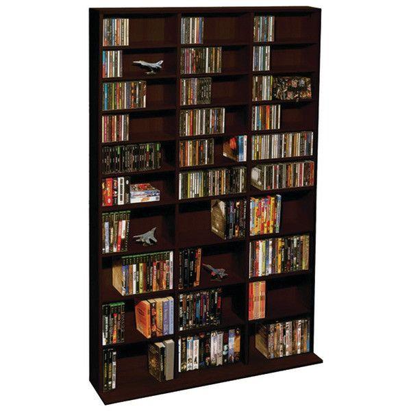 25 best ideas about dvd storage shelves on pinterest. Black Bedroom Furniture Sets. Home Design Ideas