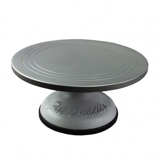 Professional Cake Decorating Turntable by Fat Daddio's
