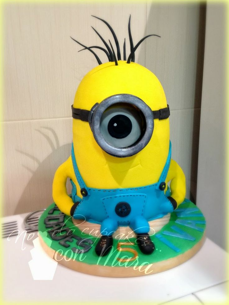 25 best ideas about minion 3d on pinterest minions torte kaufen stoff minions and minion. Black Bedroom Furniture Sets. Home Design Ideas