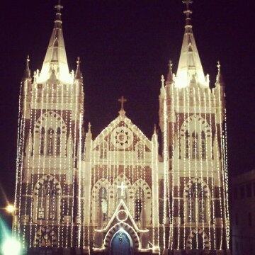 #Mumbai #Tourism #Sightseeing #Travel #Holiday #Hotel #Travel #History #Culture #Church- Mount Mary Church, #Bandra.