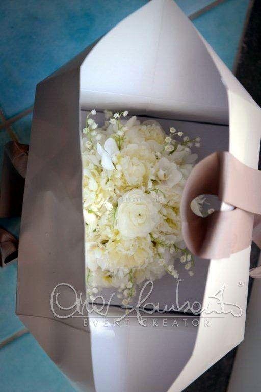 Momenti emozionanti per la sposa. La consegna del bouquet di nozze | Cira Lombardo Wedding Planner