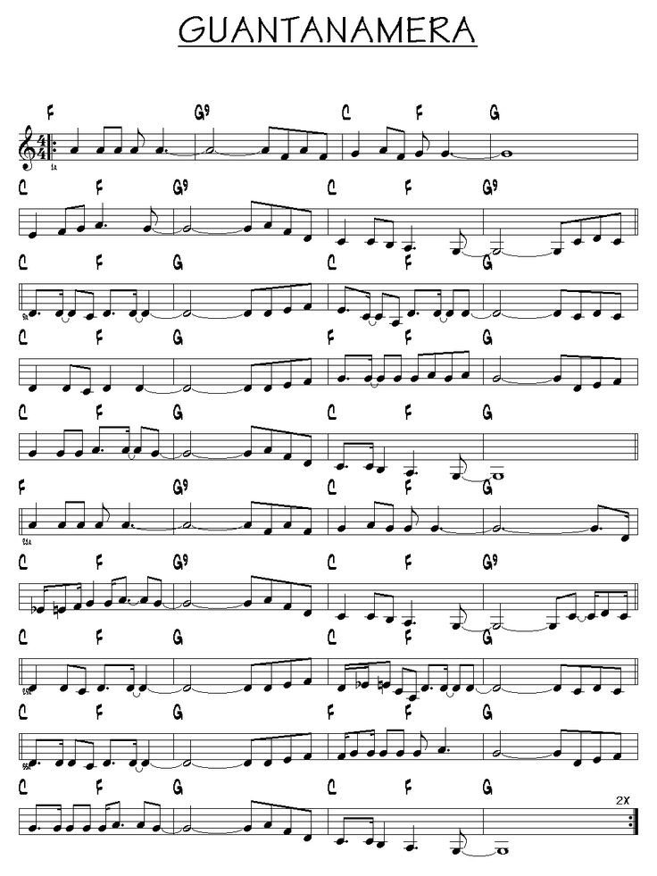 Lyric guantanamera lyrics : 9281 best Keyboards images on Pinterest | Keyboard, Sheet music ...
