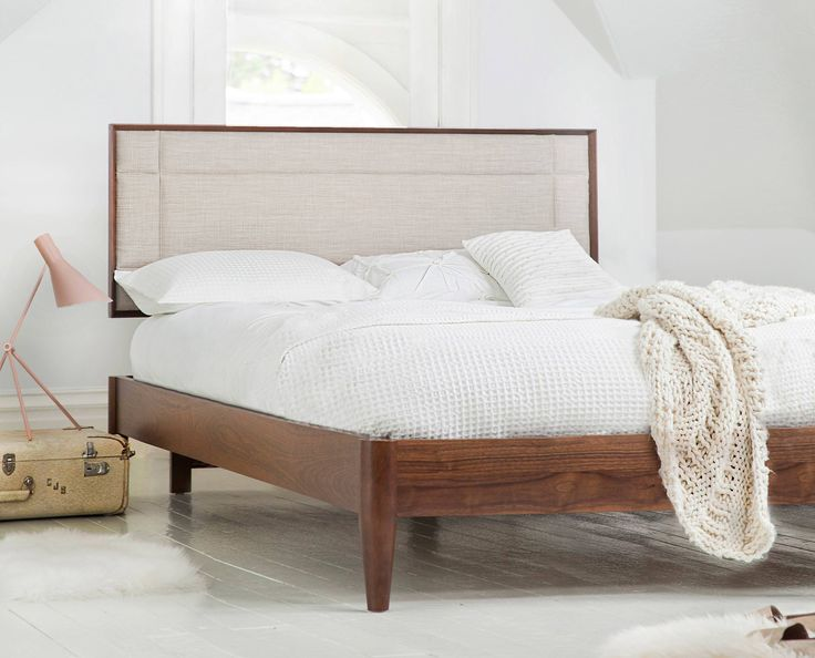 The Juneau Bed From Scandinavian Designs Transform Your Bedroom Into A Stylish Sanctuary With The