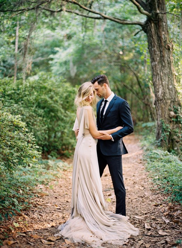 Graceful Southern Wedding Inspiration