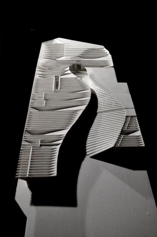 Brooklyn Navy Pier Museum - Tegan Bukowski: Architecture