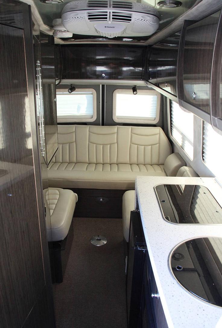 Interior interiors roads and airstream interior - Mercedes sprinter interior light ...