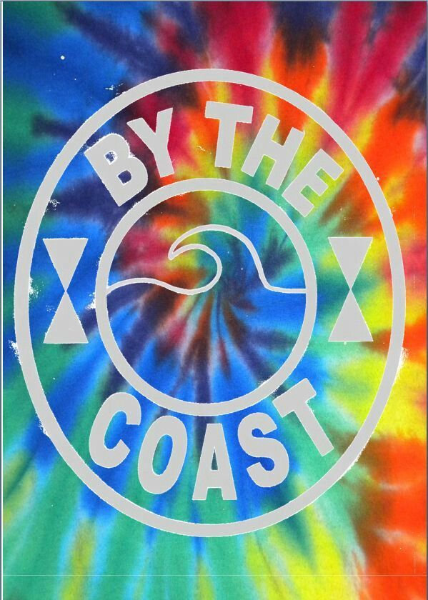 By the coast clothing label // new independent brand //