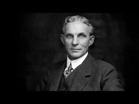 "Catch a sneak peek of the first twelve minutes of ""Henry Ford"", premiering January 29, 2012 at 9/8C on PBS. Learn more about the farm boy who rose from obscurity to become the most influential American innovator of the 20th century at http://www.pbs.org/wgbh/americanexperience/films/henryford/    Subscribe to American Experience YouTube: http://ww..."