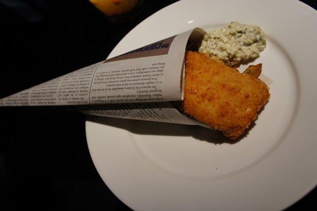 Fish & Chips : le meilleur de ma vie ! #FishandChips #Copenhagen #Fish #Food #Restaurant #Fiskenbar #Adresse