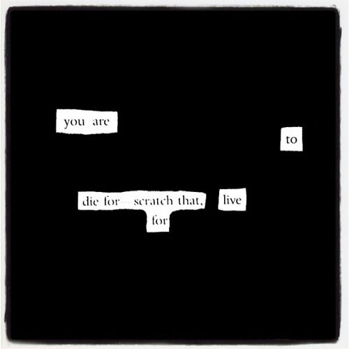 On Second Thought: Make Blackout Poetry, Blackout Poetry, Poetry