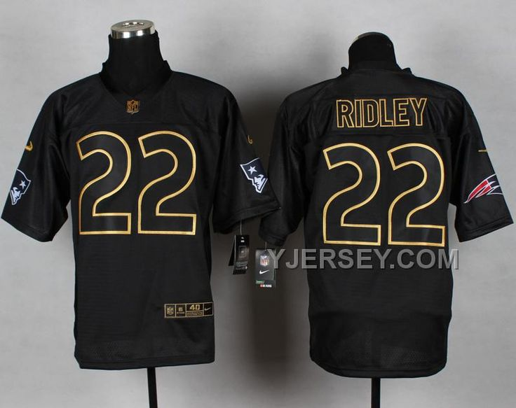 NIKE PATRIOTS 22 RIDLEY BLACK ELITE 2014 PRO GOLD LETTERING FASHION JERSEYS NEW ARRIVAL, Only$36.00 , Free Shipping! http://www.yjersey.com/nike-patriots-22-ridley-black-elite-2014-pro-gold-lettering-fashion-jerseys-new-arrival.html