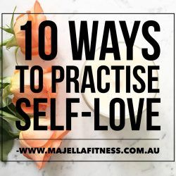 10 ways to Practise Self-love