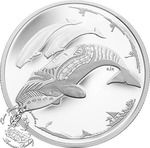 Canada: $3 Life in the North 1/4 oz Pure Silver Coin 2014