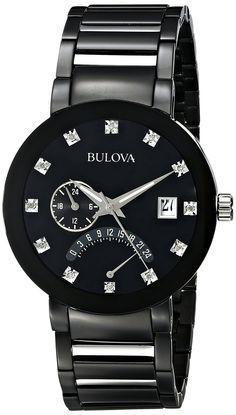 Bulova Men's Watch on sale for $157.5 at amaon. #LavaHot http://www.lavahotdeals.com/us/cheap/bulova-mens-watch-sale-157-5-amaon/92672