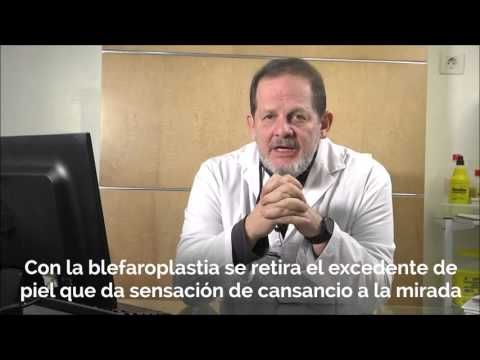 Blefaroplastia: todo sobre la operación de párpados - YouTube