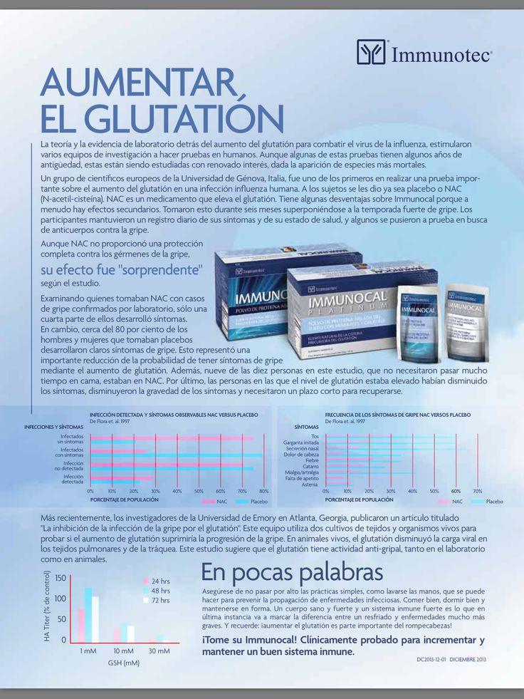 Preparandose para la Gripe!! www.immunotec.com/hectoririarte  #Immunocal #Glutation #Glutathione #MLM #Glutationonline #GSH #Bienestar #Desintoxicante #Antioxidante #Gripe #Influenza