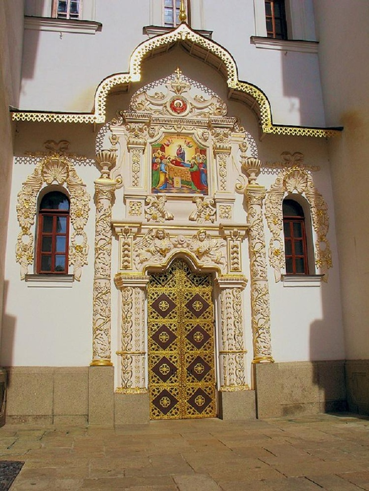 Mother of God Assumption Church of Kiev (Ukraine)