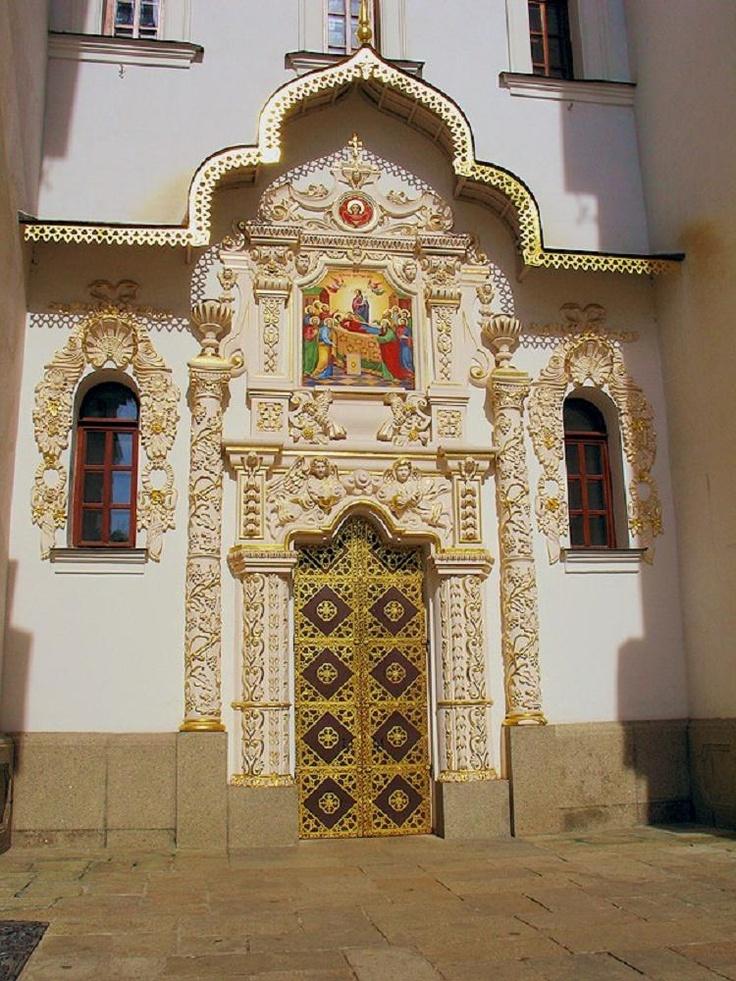 Mother of God Assumption Church of Kiev (Ukraine)
