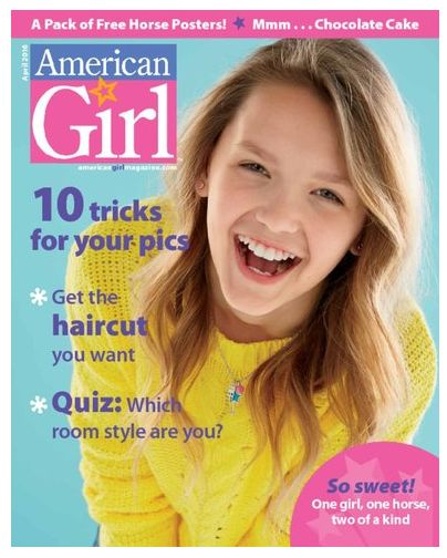American Girl Magazine Subscription Deal: 1-Year for Only $15.95