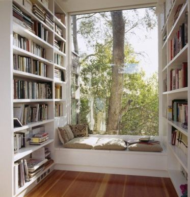 Ideal snug for reading all my fave books I want this!