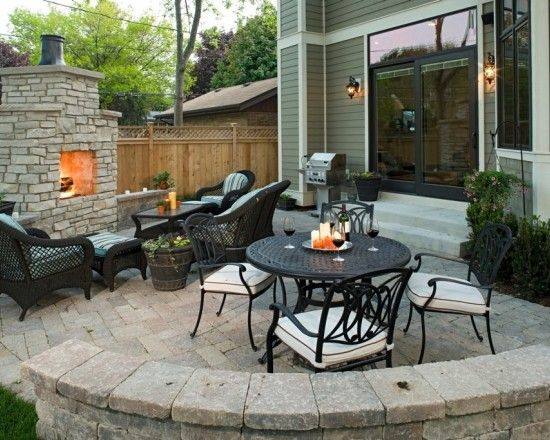 33 best outdoor patio ideas images on pinterest | patio ideas ... - Ideas For Small Patios