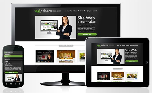 Un beau petit site informatif qui nous rappel une des grandes tendances web de 2012 et 2013 le mobile (responsive)!!