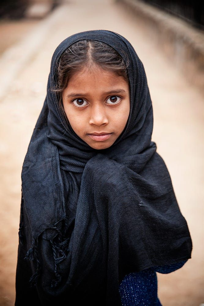 Delhi Girl Version 3 by Rob Wilson on 500px