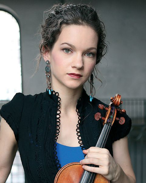 Violinist Hilary Hahn on practice and interpretation - The ... Hilary Hahn