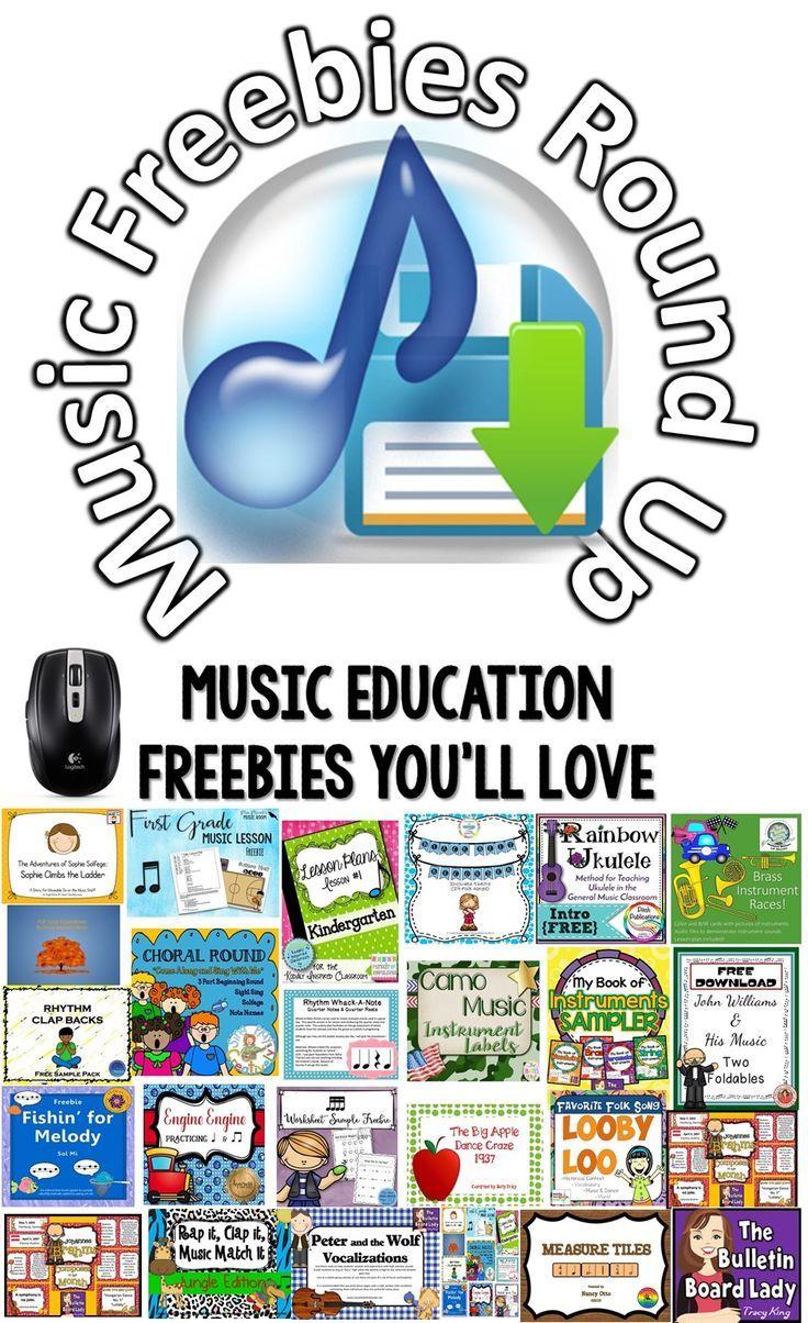 Music Freebies Round Up