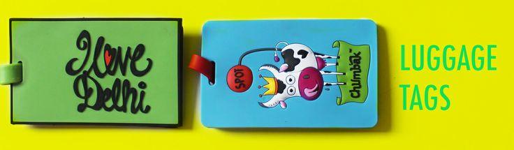 Luggage Tags, Designer Luggage Tag Straps :: Chumbak