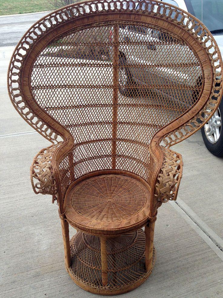 Wicker Chairs Wicker Chair 1 Wicker Chairs Pinterest