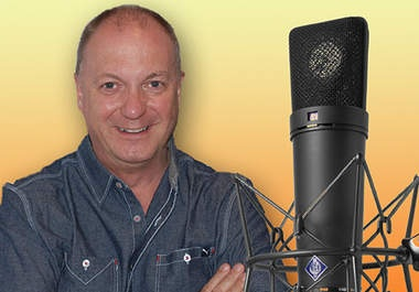 I will record a short professional voiceover and send you an mp3 for $5