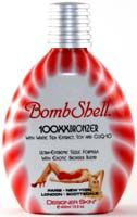 Designer Skin Bombshell Tanning Lotion.  Advanced Hot Tingle Tanning Formula.