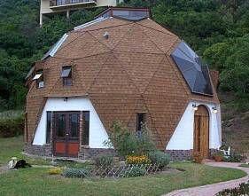 Kwickset Konstruction Kits Dome Homes, Dome Home Plans and Photos