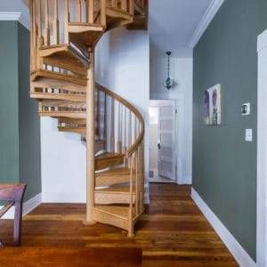 Best Metal Spiral Staircase Kit The Otto Prefab Stair Diy Indoor In 2020 Diy Staircase Spiral 640 x 480