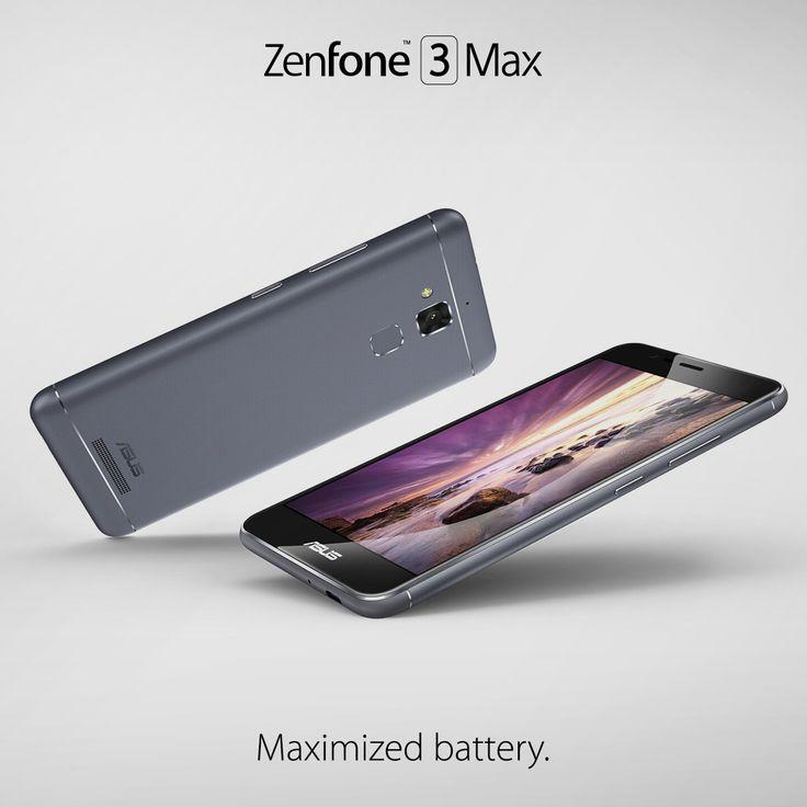 #ZenFone 3 Max