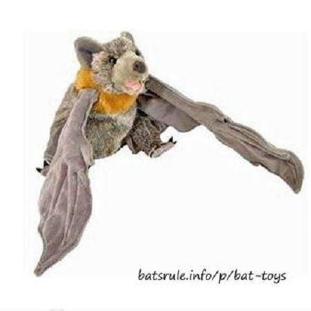 Bat Toys   megabat_plush_soft_toy_wild_republic