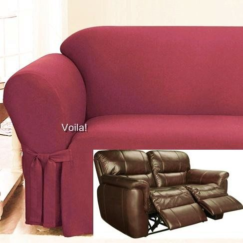 17 Best Images About Slipcover 4 Recliner Couch On Pinterest Cushions Black Suede And Love Seat