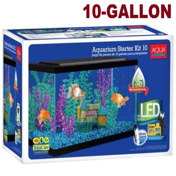 The 25 best 10 gallon fish tank ideas on pinterest 1 for 10 gallon fish tank kit