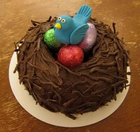 Amanda Parrish - Easy Easter Cake
