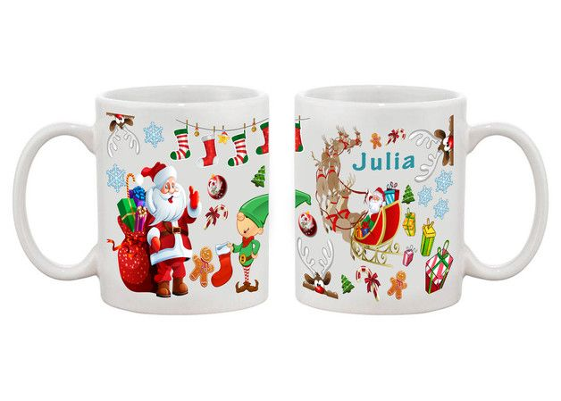 Ceramic mug This ceramic mug would make the perfect Christmas or Birthday gift, or a gift for any occasion!  Our ceramic mugs are proudly made and manufactured in the POLAND. Our mugs are made...