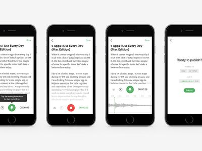 Medium Articles As Podcasts