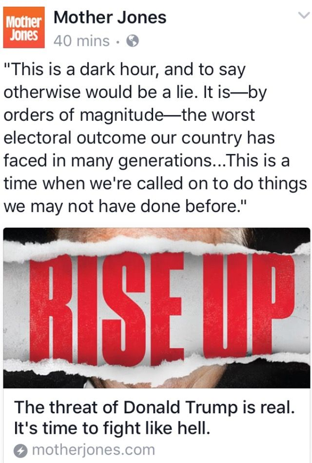 RISE UP and let your Voices be heard!! Our Political System has been Comprised, Stolen and Hijacked by Trump and Republicans!!