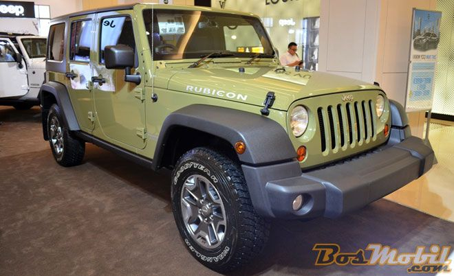First Impression : Jeep Wrangler Rubicon 2013 #RubrikOtomotif